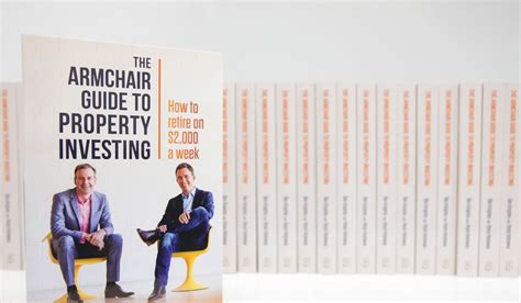 Book The Armchair Guide To Property Investing Empower