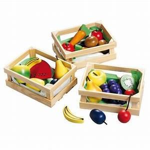 Holzkiste Für Spielzeug : happy people holzkiste mit obst gem se aus holz verschiedene sorten ~ Markanthonyermac.com Haus und Dekorationen