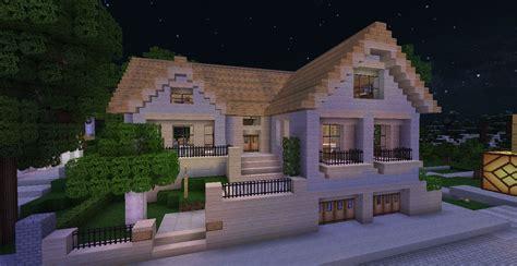 minecraft maison moderne