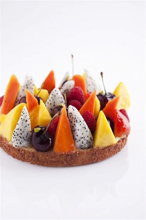 tarte aux fruits cakes and desserts