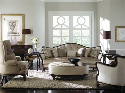 houzz living room chairs caracole at castle furniture transitional living room
