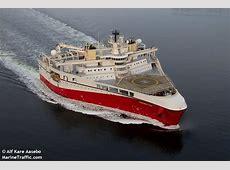 Vessel details for RAMFORM TITAN ResearchSurvey Vessel