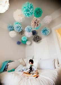 Ideen Für Kinderzimmer Wandgestaltung : kinderzimmer deko ideen wie sie ein faszinierendes ambiente kreieren ~ Markanthonyermac.com Haus und Dekorationen