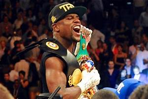 Floyd Mayweather Tops Forbes' 2014 List of Highest-Paid ...