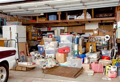 How To Clean Out Your Garage-spring-cleaning Tips