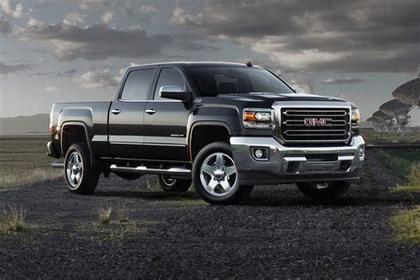 2018 Gmc Sierra 2500hd Crew Cab Pricing  For Sale Edmunds