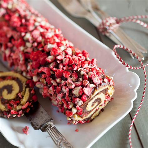 dessert de noel original et facile sedgu