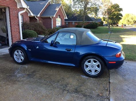 2001 Bmw Z3 For Sale By Owner In Saltillo, Ms 38866