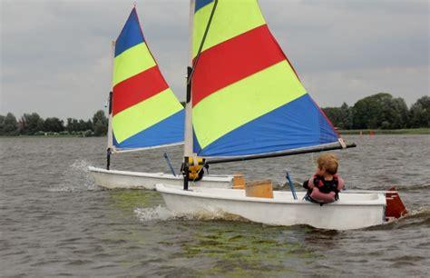 Optimist Zeilboot by Optimist Open Zeilboot Idskenhuizen Botentehuur Nl