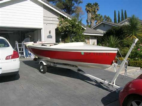 Boats For Sale Mission Texas by Wayfarer 16 1970 Mission Viejo California Sailboat For