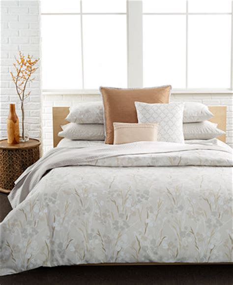 calvin klein blanca bedding collection bedding