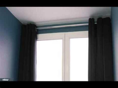ridorail ib tringle 224 rideau pour pose entre murs