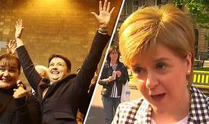 Sturgeon FUMES after being told Tory success ends ...