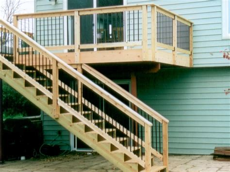 ideas deck stairs construction http www potracksmart ideas deck stairs construction