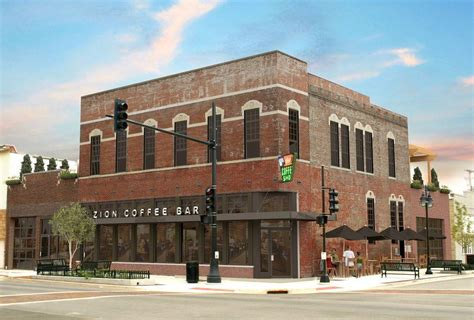 zion coffee bar to open in warehouse district across from dozer park news journal