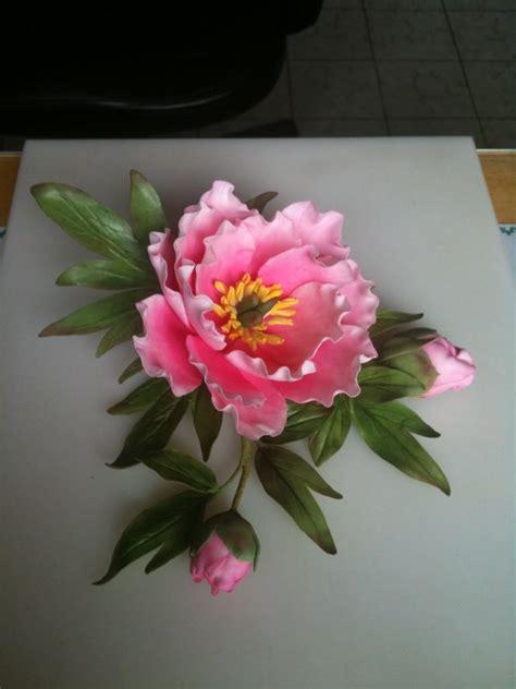 fleurs en pate 224 sucre
