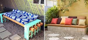 Lounge Polster Selber Machen : turn your patio into a stylish outdoor lounge ~ Markanthonyermac.com Haus und Dekorationen