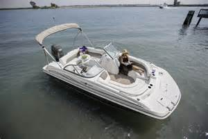 research 2016 hurricane deck boats sd 187 ob on iboats