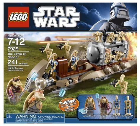 Amazon Lego Star Wars Battle of Naboo Only $1997