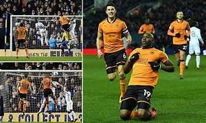 Leeds 0-3 Wolves: Championship leaders return to winning ways
