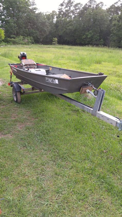Used Jon Boats For Sale In Savannah Ga by 12 Foot Grumman Jon Boat For Sale In Savannah Ga Offerup
