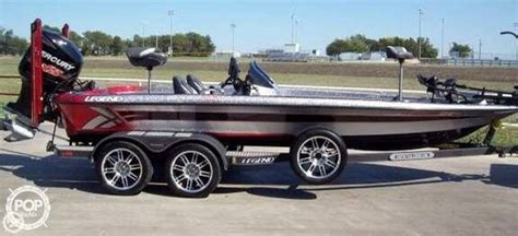 Bass Boat In Texas For Sale by 2013 Used Legend Alpha 211 Bass Boat For Sale 54 995