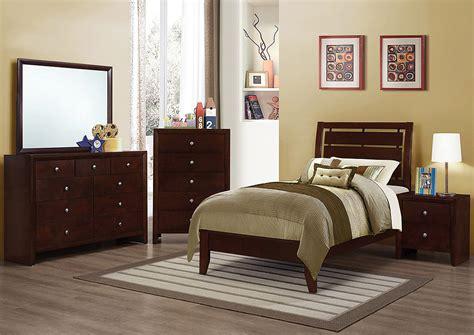 decor furniture springfield ma serenity merlot bed w dresser mirror