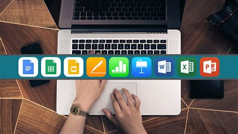 Google Vs Apple Vs Microsoft Which Online Office Suite Should You Be Using?