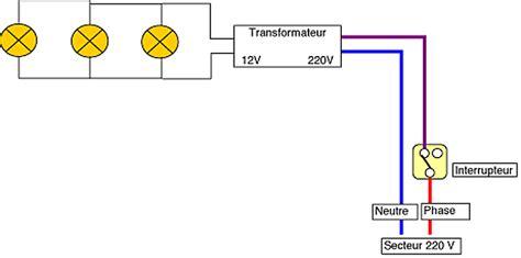 brancher des spots encastr 233 s avec un interrupteur