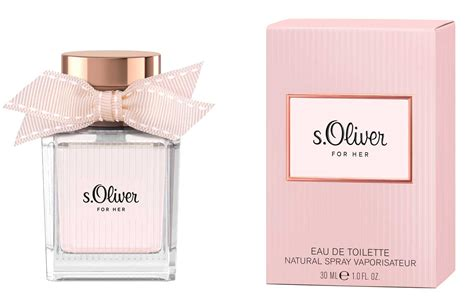 sOliver For Her sOliver perfume  a new fragrance for
