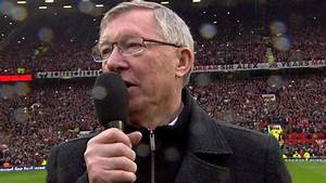 BBC Sport - Sir Alex Ferguson: Man Utd lift Premier League ...