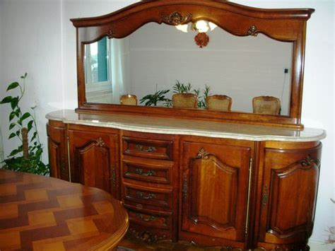 salle manger louis philippe merisier massif clasf