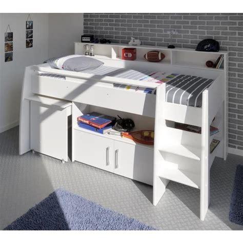 combine lit bureau enfants achat vente combine lit bureau enfants pas cher cdiscount