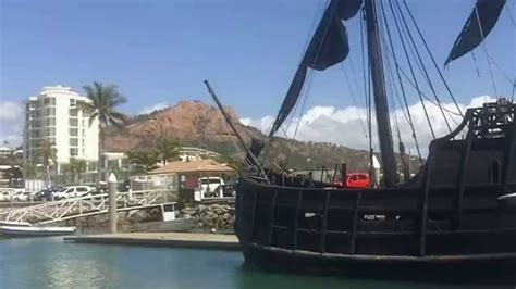 Boat R Townsville by Notorious Sailing Ship Is In Townsville Youtube