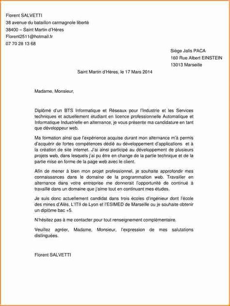 doc lettre de motivation reconversion secretaire