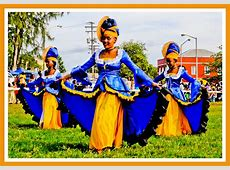 Sandy Lane Gold Cup 2013 Barbadian Dancers in Traditiona