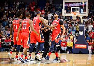 Pelicans' Anthony Davis listed as day-to-day with left ...