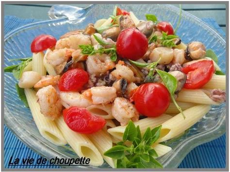 recettes de fruits de mer et p 226 tes 2