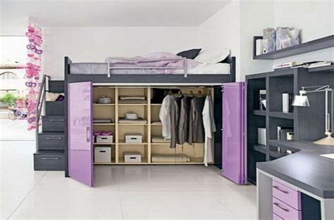 Opter Pour Un Dressing Sous Votre Mezzanine