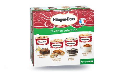 4 mini pots favorite selection surgel 233 s les glaces sorbets picard