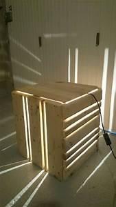 Selber Bauen Aus Holz : stehlampe aus holz selber bauen ~ Markanthonyermac.com Haus und Dekorationen