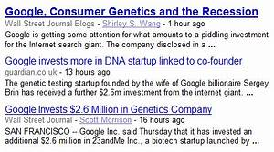 Authors Are More Visible in Google News