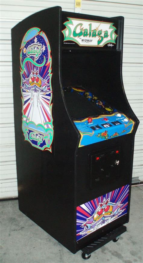 galaga arcade machine aceamusements us