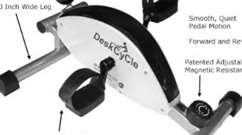 Pedal Exerciser Desk by Best Price Deskcycle Desk Exercise Bike Pedal Exerciser