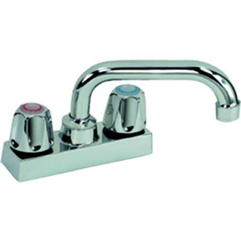 mustee 4 in centerset brass faucet at menards 174