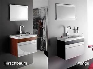 Waschbecken Spiegel Kombination : badm bel g ste wc waschbecken waschtisch mit spiegel bremen wenge kirsche 60cm ebay ~ Markanthonyermac.com Haus und Dekorationen