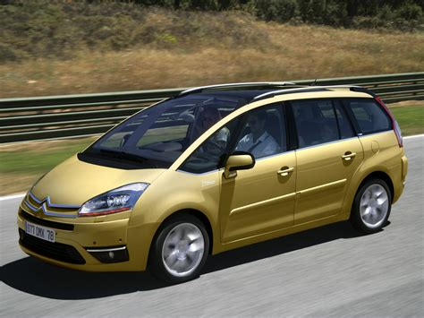 citroen c4 picasso grand 2006 citroen c4 picasso grand 2006 photo 06 car in pictures car