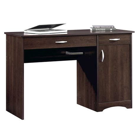 upc 042666112017 sauder beginnings computer desk cinnamon cherry upcitemdb