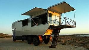 Womo Selber Bauen : wohnmobil wothahellizat ist das wohl irrste reisemobil der welt ~ Whattoseeinmadrid.com Haus und Dekorationen