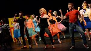 Woodhouse Musical Theatre Company's production of Grease ...